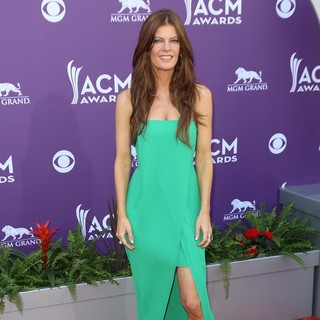 Michelle Stafford in 48th Annual ACM Awards - Arrivals