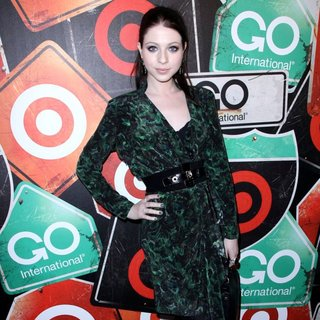 Michelle Trachtenberg in The GO International Designer Collective Launch