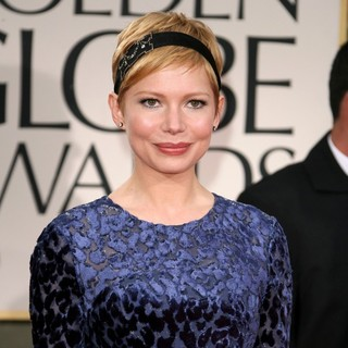 Michelle Williams in The 69th Annual Golden Globe Awards - Arrivals
