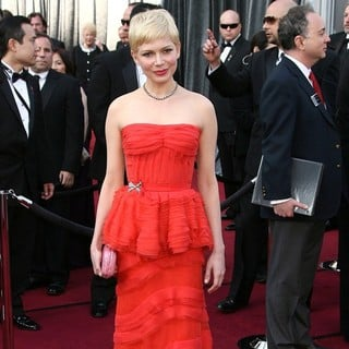 Michelle Williams in 84th Annual Academy Awards - Arrivals