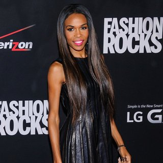 Michelle Williams (II) - Fashion Rocks 2014 - Red Carpet Arrivals