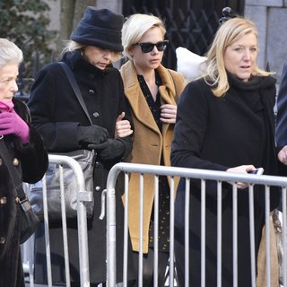 Michelle Williams in The Funeral of Philip Seymour Hoffman