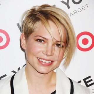 Michelle Williams in Kate Young for Target Launch - Arrivals