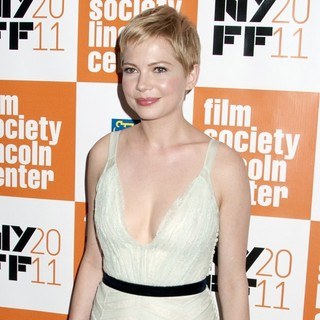 Michelle Williams in NYFF Presents My Week With Marilyn Premiere