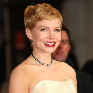 Michelle Williams in Orange British Academy Film Awards 2012 - Arrivals