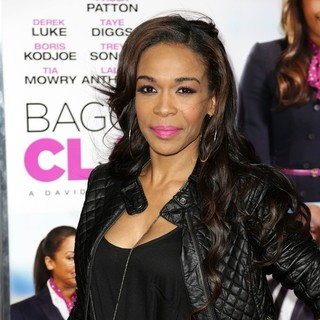Michelle Williams (II) in Baggage Claim Premiere