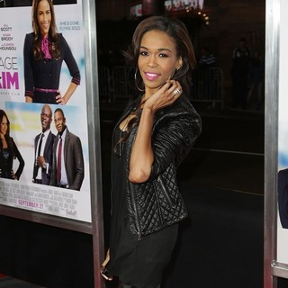 Michelle Williams (II) - Baggage Claim Premiere