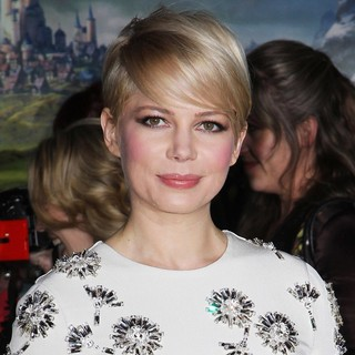 Michelle Williams in Oz: The Great and Powerful - Los Angeles Premiere - Arrivals
