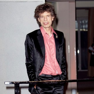 Mick Jagger in 2011 Vanity Fair Oscar Party - Arrivals