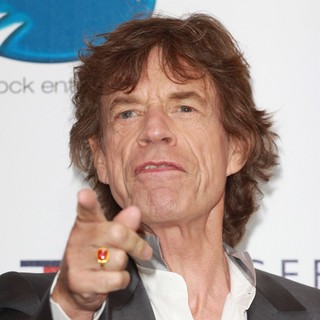 Mick Jagger in Cannes International Film Festival 2010 - Day 8 - Stones in Exile Photocall
