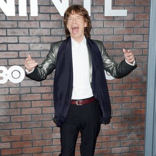 The Rolling Stones - Vinyl New York Premiere - Red Carpet Arrivals