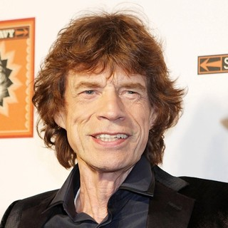 Mick Jagger in Superheavy Celebrate The Release of Their Self-Titled Album