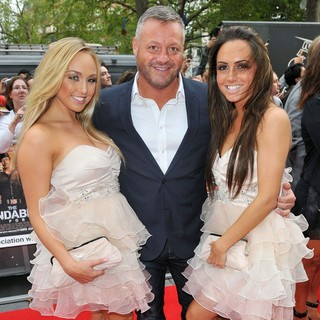 Mick Norcross in The Expendables 2 UK Premiere - Arrivals