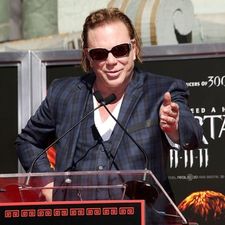 Mickey Rourke Is Honoured with A Hand and Footprint Ceremony - mickey-rourke-honoured-hand-and-footprint-ceremony-08