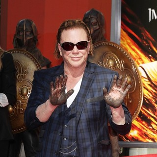Mickey Rourke Is Honoured with A Hand and Footprint Ceremony - mickey-rourke-honoured-hand-and-footprint-ceremony-14