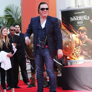 Mickey Rourke Is Honoured with A Hand and Footprint Ceremony - mickey-rourke-honoured-hand-and-footprint-ceremony-19
