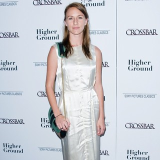 Mickey Sumner in The New York Premiere of Higher Ground - Arrivals