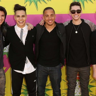 Midnight Red in Nickelodeon's 26th Annual Kids' Choice Awards - Arrivals