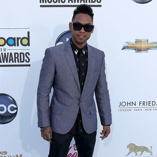 Miguel in 2012 Billboard Music Awards - Arrivals