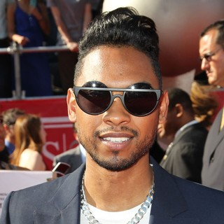 Miguel in 2012 ESPY Awards - Red Carpet Arrivals