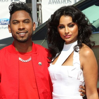 Miguel in The BET Awards 2012 - Arrivals