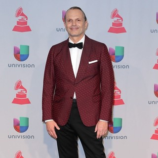 Miguel Bose in The Latin Grammys 2013