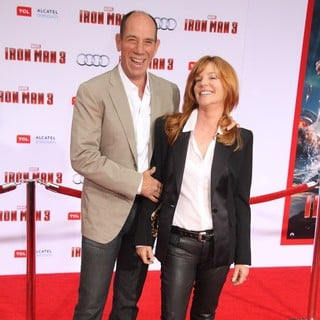 Miguel Ferrer in Iron Man 3 Los Angeles Premiere - Arrivals