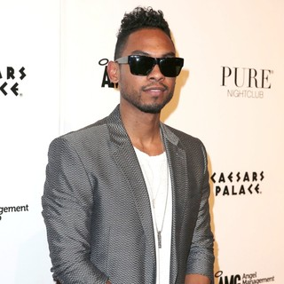 Miguel in Pure Nightclub Heats Up Industry Tuesdays with Miguel