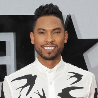 Miguel in The 2013 BET Awards - Arrivals