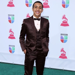 Miguelito in 13th Annual Latin Grammy Awards - Arrivals