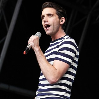 Mika in Lovebox Festival - Day 2