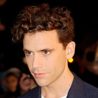 Mika in NRJ Music Awards 2012 - Arrivals
