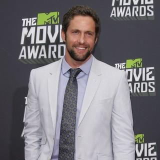Mike Faiola in 2013 MTV Movie Awards - Arrivals