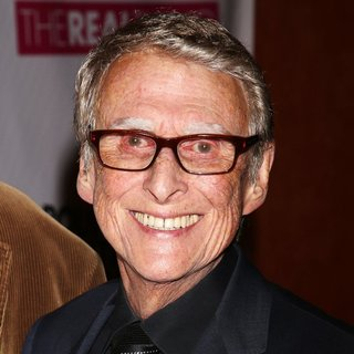 Mike Nichols in Opening Night After Party for Broadway's The Real Thing - Arrivals