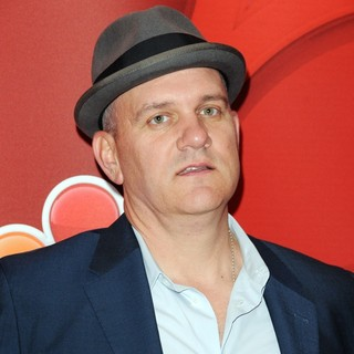 Mike O'Malley in 2013 NBC Upfront Presentation - Arrivals