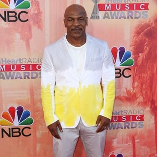 Mike Tyson in 2nd Annual iHeartRadio Music Awards - Arrivals