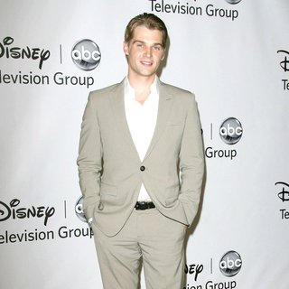 Mike Vogel in 2011 Disney ABC Television Group Host Summer Press Tour