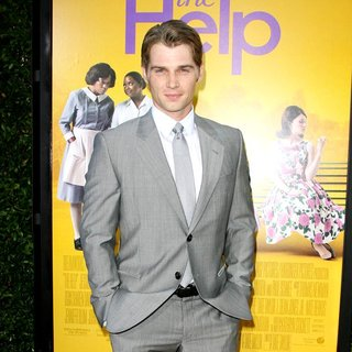 Mike Vogel in World Premiere of The Help
