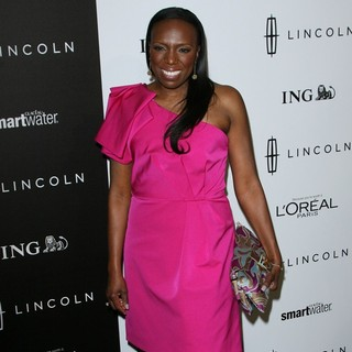 Mikki Taylor in 5th Annual ESSENCE Black Women in Hollywood Luncheon