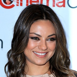 Mila Kunis in Walt Disney Studio Motion Pictures Event at The 2012 CinemaCon