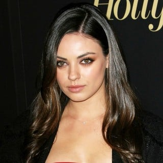 Mila Kunis in The Hollywood Reporter's Nominees' Night