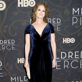 "Melissa Leo in The New York Premiere of ""Mildred Pierce"" - Arrivals"