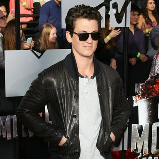 MTV Movie Awards 2014 - Arrivals