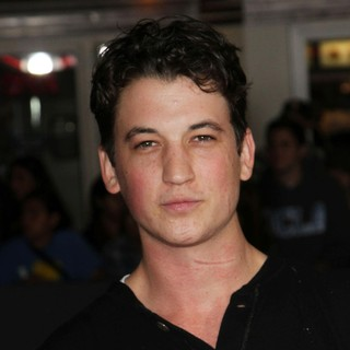 Miles Teller in The Premiere of In Time - Arrivals