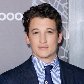 Miles Teller in US Premiere of The Divergent Series: Insurgent - Red Carpet Arrivals
