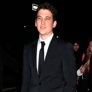 Miles Teller in New York Premiere of Rabbit Hole - Arrivals - miles-teller-premiere-rabbit-hole-01