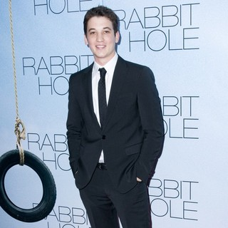 Miles Teller in New York Premiere of Rabbit Hole - Arrivals - miles-teller-premiere-rabbit-hole-04
