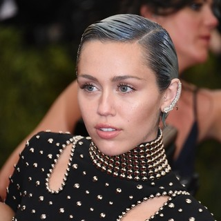 Miley Cyrus - China: Through The Looking Glass Costume Institute Benefit Gala - Red Carpet Arrivals
