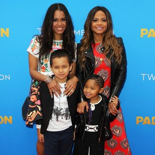 Christina Milian - Los Angeles Premiere of Paddington - Arrivals