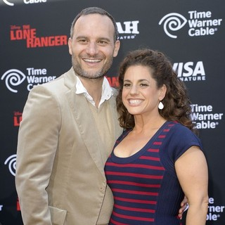 Judah Miller, Marissa Jaret Winokur in The World Premiere of Disney-Jerry Bruckheimer Films' The Lone Ranger